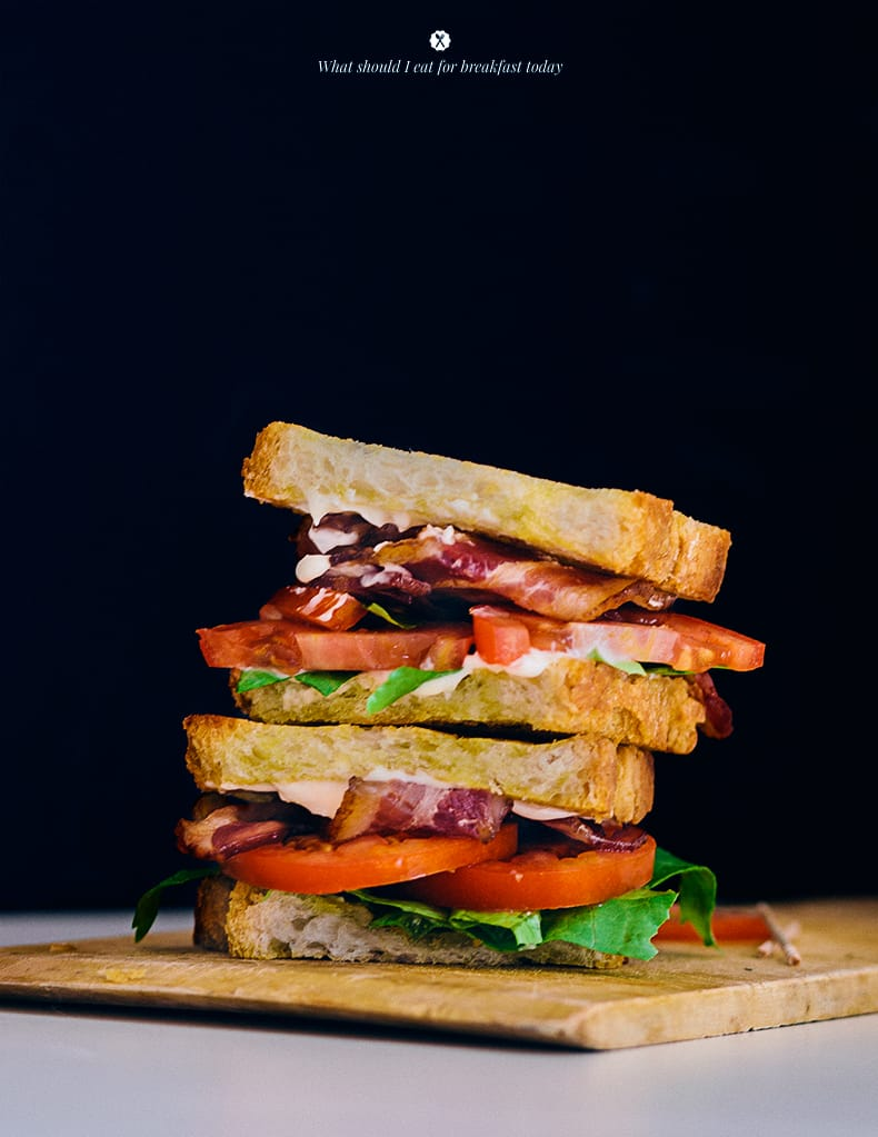 Blt Aka Super Sandwich