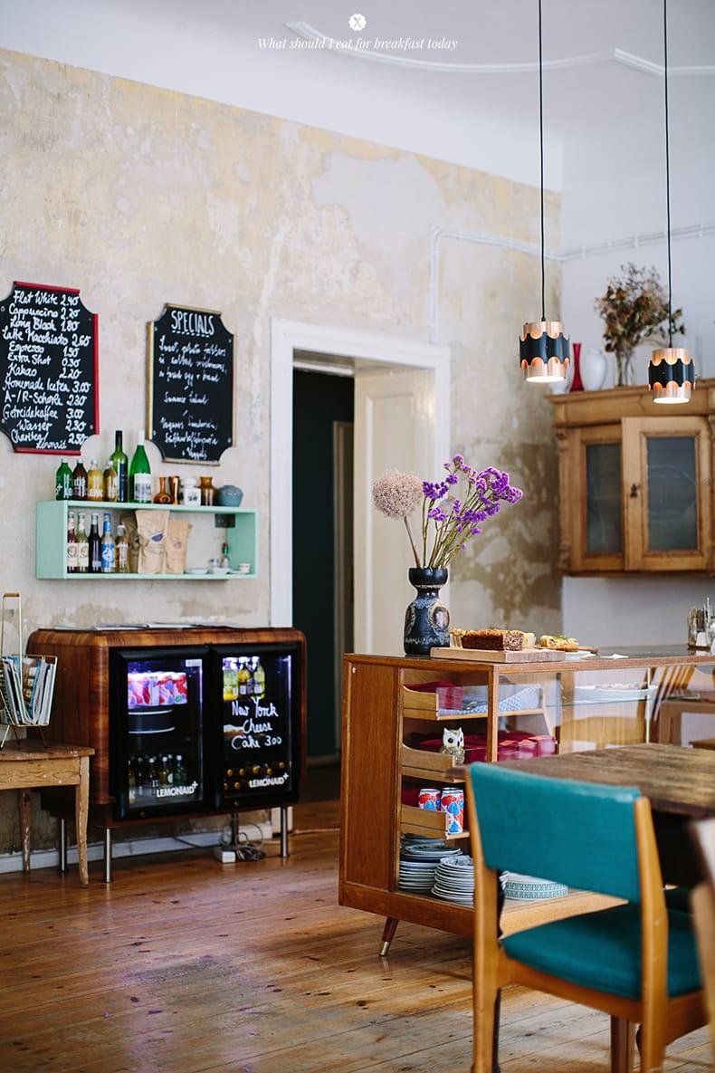 Eat Berlin - Tischendorf by Marta Greber
