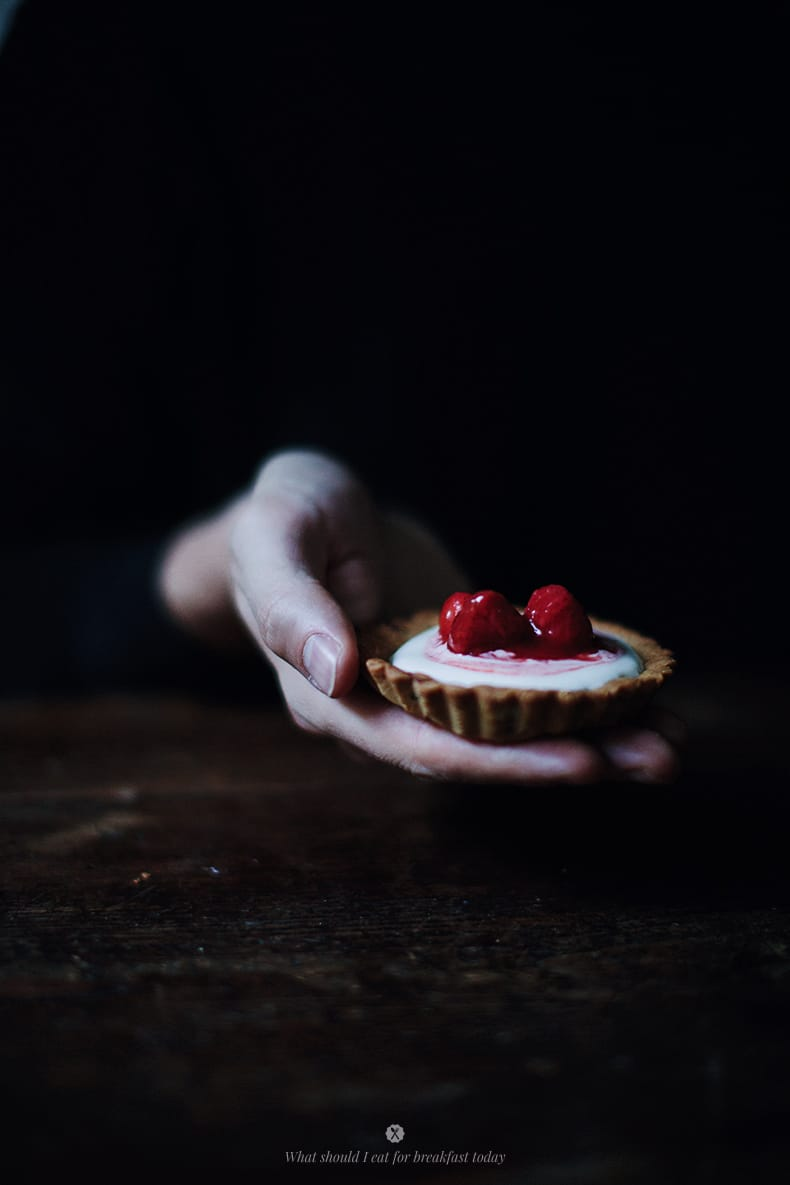 Strawberry lemon tart / Marta Greber